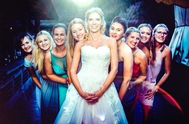 Hochzeitsfotograf Simon Knösel - Gruppenfotos