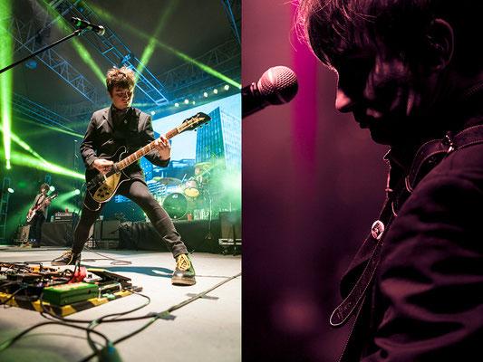Mauricio Duran, guitarist Los Bunkers