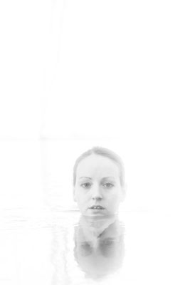 Kristel Kobrich, swimmer. YA Magazine