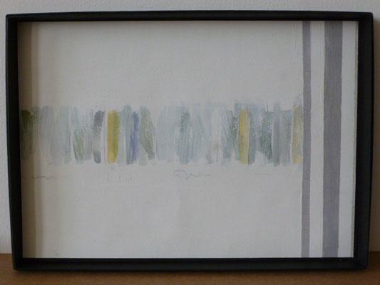 UE 56, ohne Jahr, Mischtechnik, 31,8 x 45,3cm
