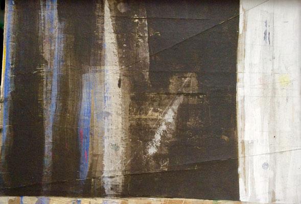 UE 71, ohne Jahr, Mischtechnik,  31,8 x 45,3cm