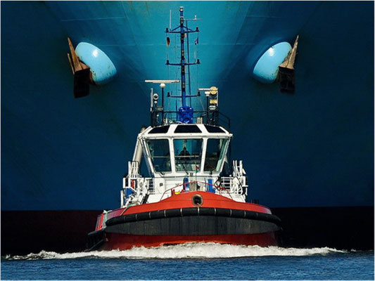 "2013 August, ""Hafenschlepper""©Gerd Johannsen"