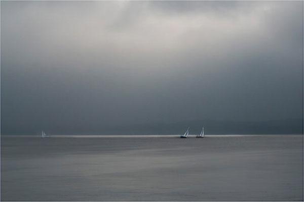 """2013 November,""""Unwetter""""©Klaus Behrmann"""