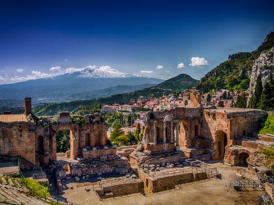 """""""Taormina""""©Werner Kaiser"""