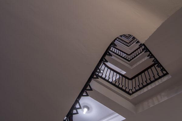 Blick nach oben, Autor: Udo Stoeter