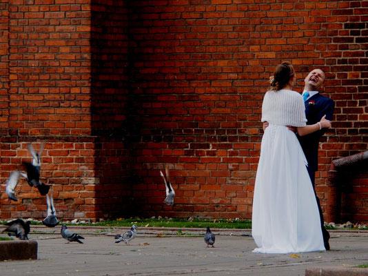 Hochzeit in Litauen
