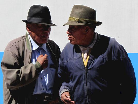 Ernesto und Albert