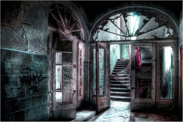 """2013 September, """"Beelitz""""©Weska de Vries"""