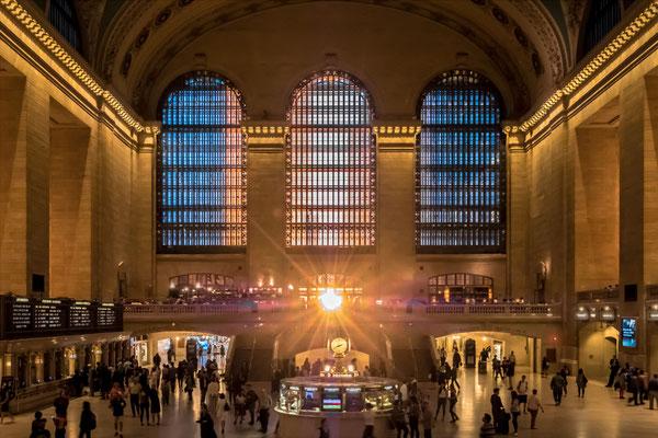"""Grand Central""©Werner Kaiser"