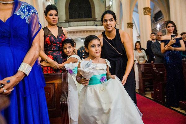 cortejo de iglesia para boda