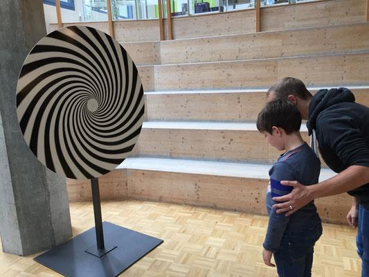 VACANCES D'AUTOMNE 2019 Atelier: L'Ouïe au Sensorium