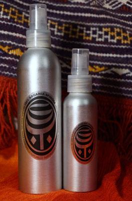Argan Kosmetiköl, Bio zertifiziert, im Aluflakon oder offen aus dem Kanister (Wiederverwendbare Glasflaschen gibt es bei mir im Geschäft)