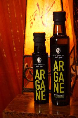 Argan Speiseöl 250 ml/ 100ml - BIO zertifiziert, beste Qualität, Direktimport aus Südmarokko