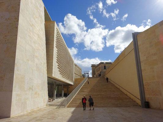 Love architecture? Come to Valletta!