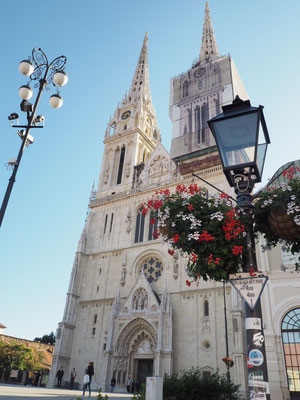 Stunning Zagreb Cathedral