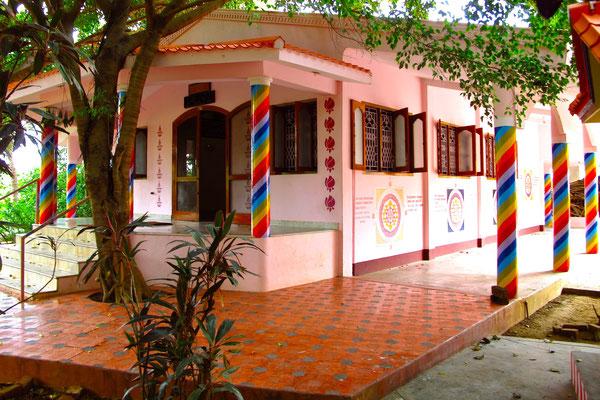 Prayer Hall - Aum Guru Prasad