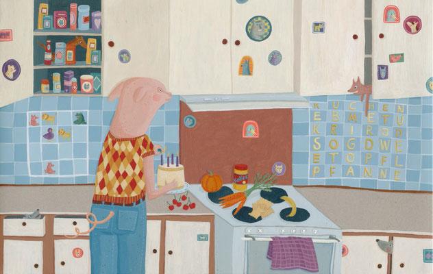 Küchenrätsel
