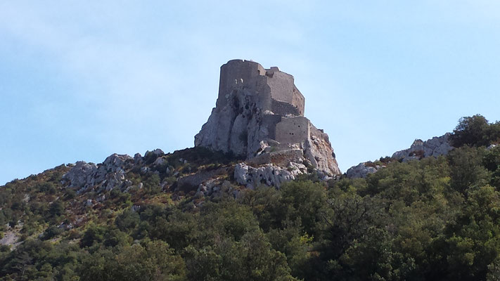 Château deQuéribus