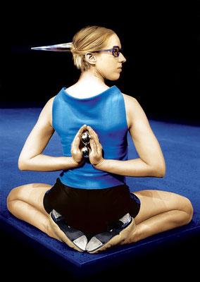 photo : Marie Chouinard | dancer : Lucie Mongrain