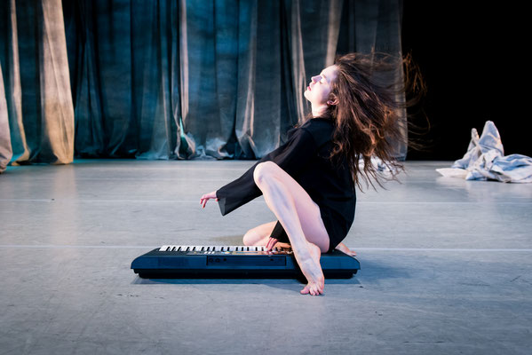 photo : Sylvie-Ann Paré | dancer  : Paige Culley