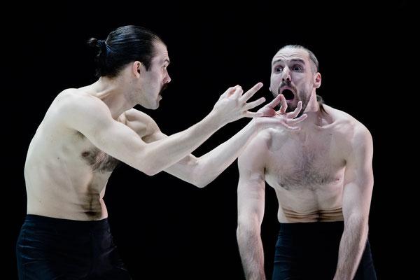 photo : Sylvie-Ann Paré | interprètes : Sébastien Cossette-Masse, Sacha Ouellette-Deguire
