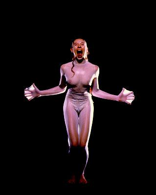 Humanitas | photo : Michael Slobodian | dancer : Carol Prieur