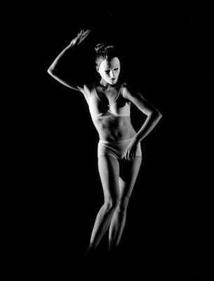 Lettre à Terpsichore | photo : Michael Slobodian | dancer : Lucie Mongrain