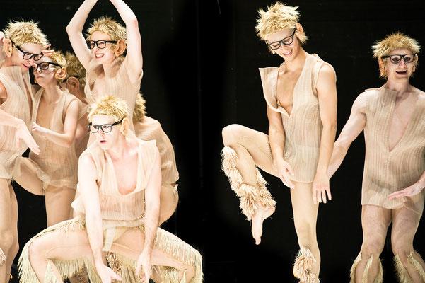 photo : Sylvie-Ann Paré | dancers : Gerard Reyes, Megan Walbaum, Mark Eden-Towle, Lucy M. May, Benjamin Kamino, Mariusz Ostrowski