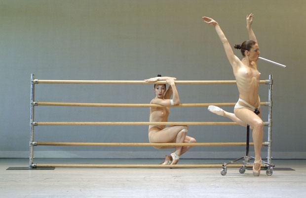 photo : Marie Chouinard | dancers : Kirsten Andersen, Carla Maruca