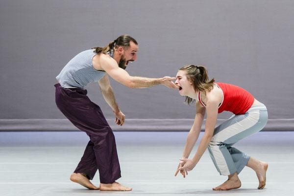 photo : Sylvie-Ann Paré | interprètes : Sacha Ouellette-Deguire, Catherine Dagenais-Savard