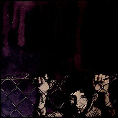 """Desde la valla II"" / ""From the border II"""