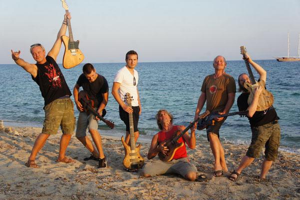 Beach posers I
