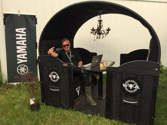 Backstage @Wacken Open Air 2016
