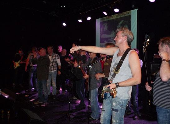 Grande finale @ Saganatt Festival, Arendal/Norway 12/2013