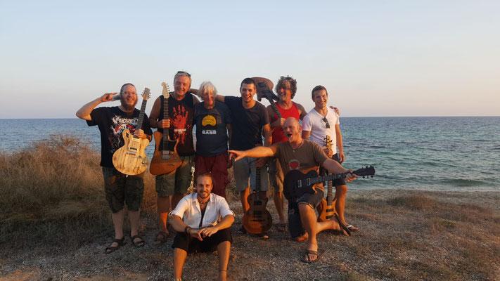 Beach posers II
