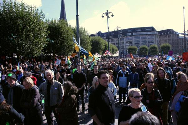 Ehrenamtliche Flüchtlingshilfe Hamburg