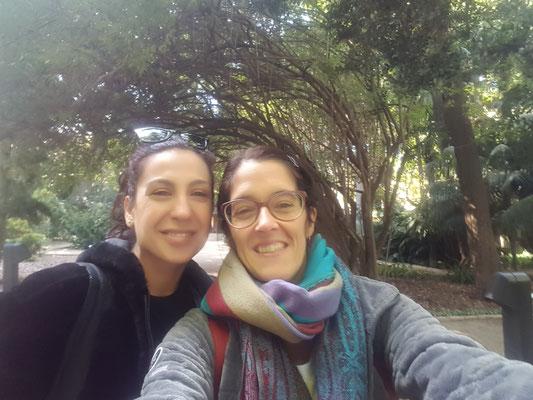 Sabina Esposito y Gabriela Guaglione
