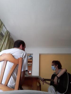 Musicoterapia a domicilio