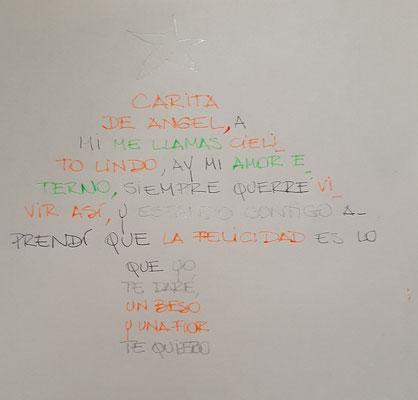 Frases con títulos de canciones