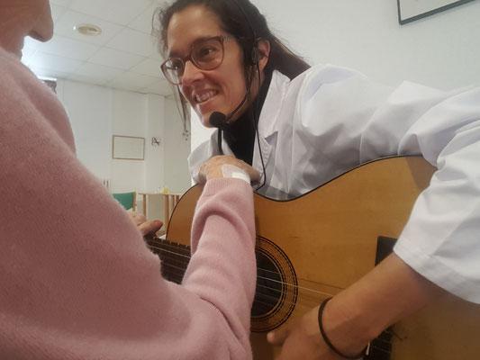 Cantando juntas