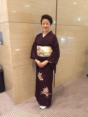 2015.12 長唄「杵勝会 年末チャリティー演奏会」