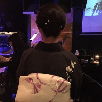 2015.8 きものでLATIN LIVE