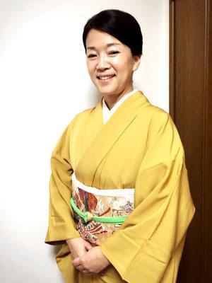 2016.3 中学校卒業式のお母様