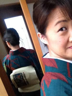 2014・11 秋の装い