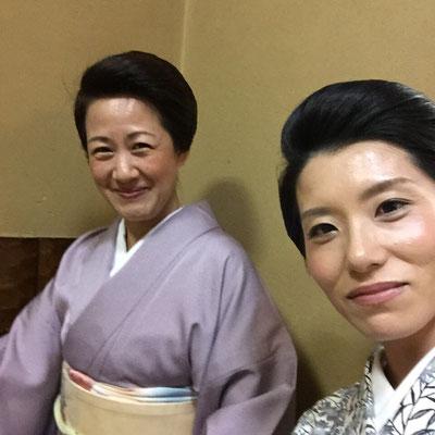 2015.9 長唄「新樹会」