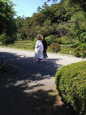 2015.4 ご新郎ご新婦のお支度