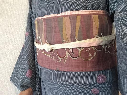 2015.11 個人レッスンへ 普段着の装い