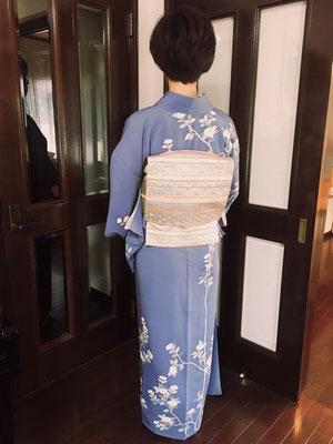 2016.3 幼稚園卒園式のお母様