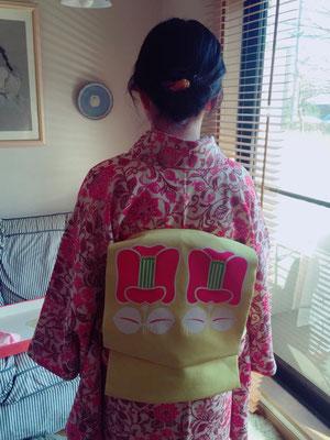 2016.2 個人レッスン21歳の初心者さん