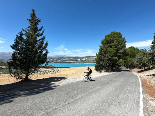 Radfahren Sierra Nevada